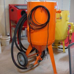 Αμμοβολή βαρέλι SCX 120L – 200L