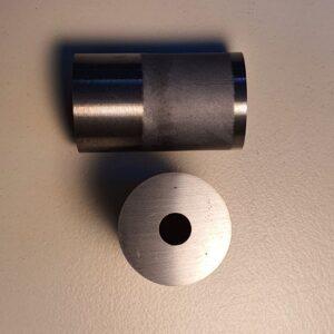 Μπέκ καρβιδίου βολφραμίου Φ6mm GX